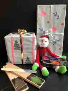 Juleaktiviteter i Børnekulturhus Ama'r