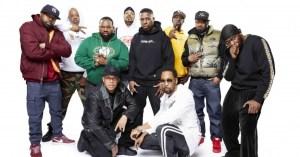 """""""Gods of Rap"""": Wu Tang Clan, Public Enemy & De La Soul til Amager."""