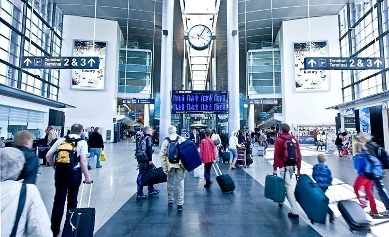 Københavns Lufthavn check in