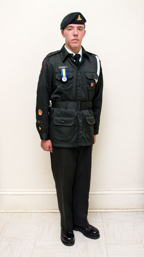 Dress Standards – Medicine Hat Army Cadets