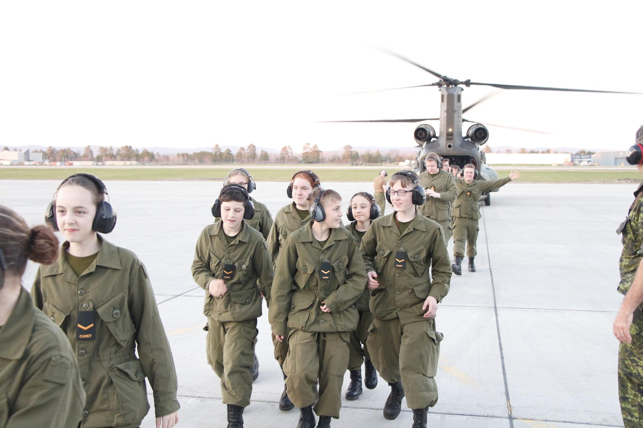 Medicine Hat Army Cadets – 2313 SALH RCACC