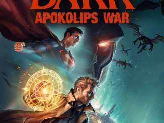 MOVIE : Justice League Dark - Apokolips War (2020)