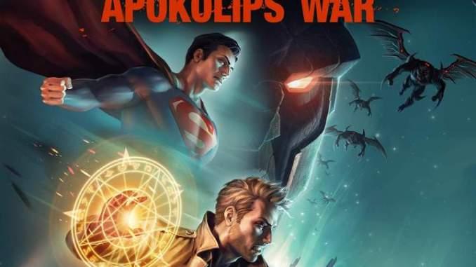 MOVIE : Justice League Dark - Apokolips War (2020)
