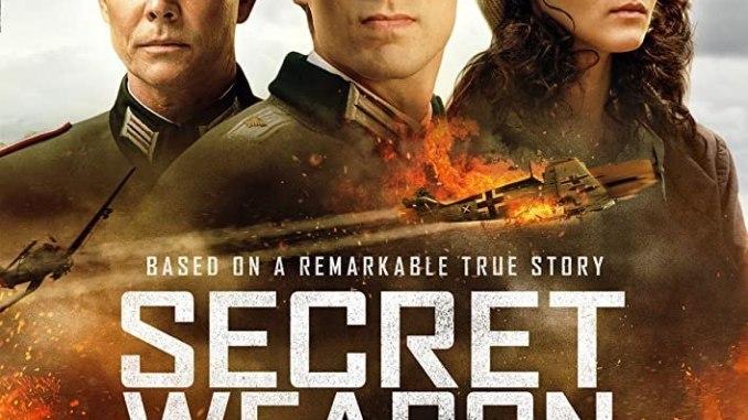 MOVIE : Secret Weapon (2019)