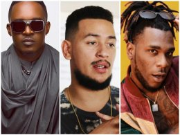Burna Boy Insults M.I Abaga for AKA