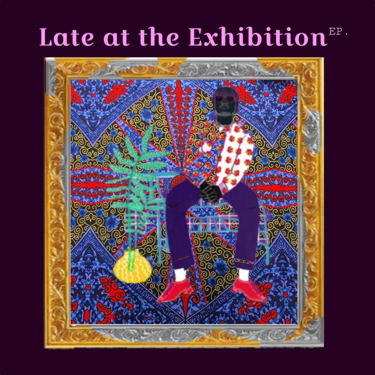 Late At The Exhibition