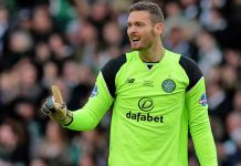 chelsea plan on bringing Craig Gordon