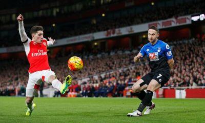 Arsenal vs. Bournemouth