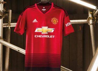 man united new kit