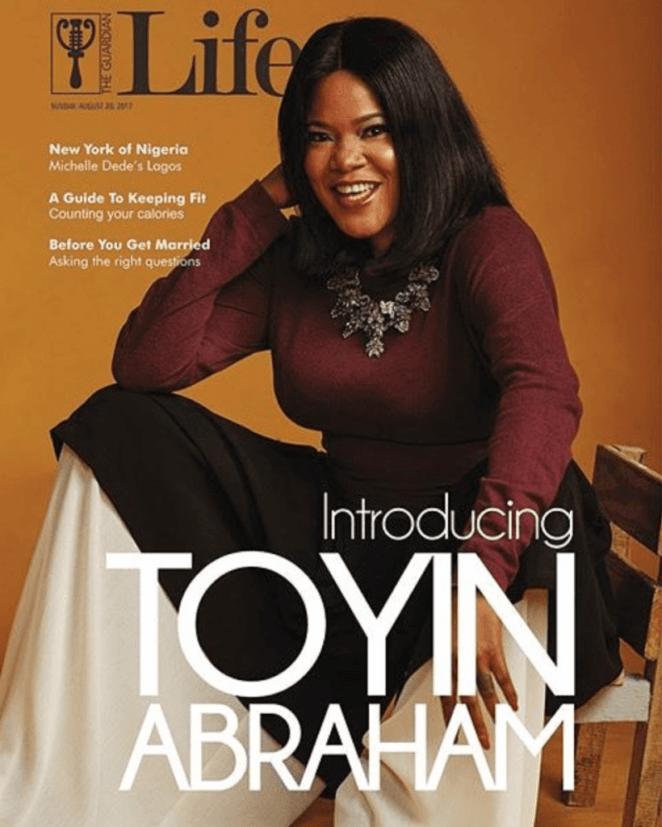 Toyin Abraham