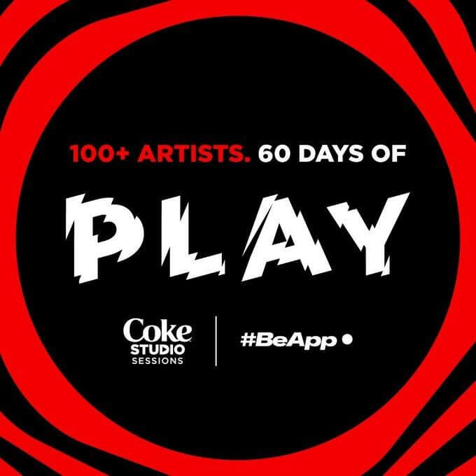 Coke 60 days of Play