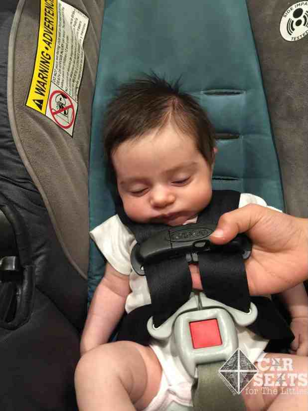 How To Loosen The Straps On A Graco Car Seat