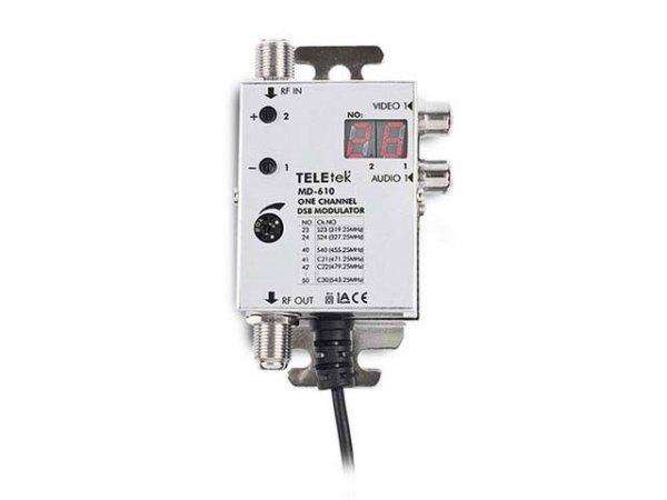 Teletek MD-610 Kamera Modülatörü