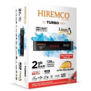 Hiremco GT Turbo V8D+ Plus Uydu Alıcısı