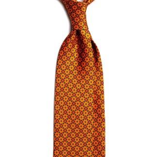 cravata matase model floral c502 10224 4