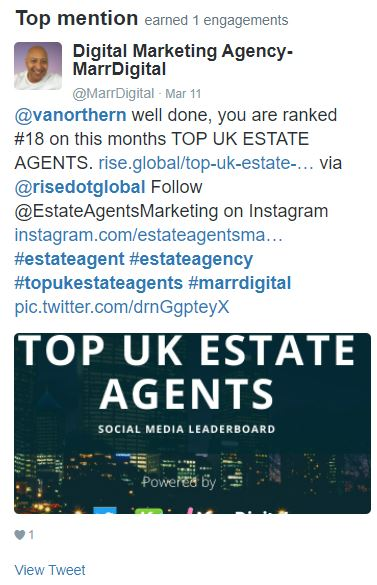 23 Homes clients reap the rewards of social media visibility