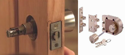 door locks