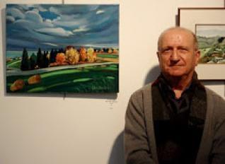 Petro Dhimitri, Gazetar