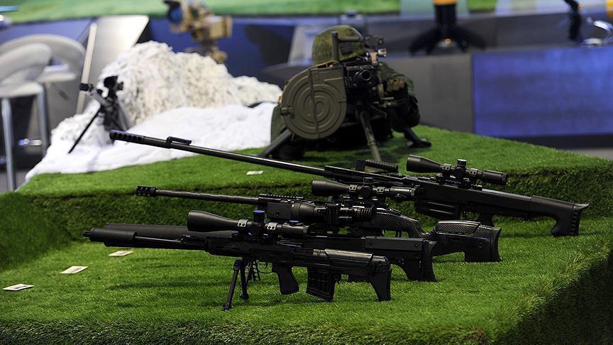 Shitja e armëve gjermane bie për 23 për qind në vitin 2018