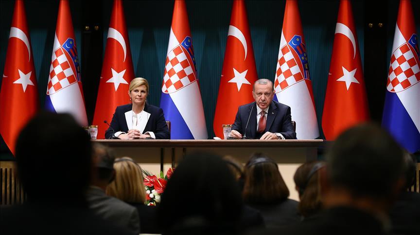 Erdoğan pas takimit me Grabar   Kitaroviç  Marrëveshja e Dejtonit nevojitet të rishikohet