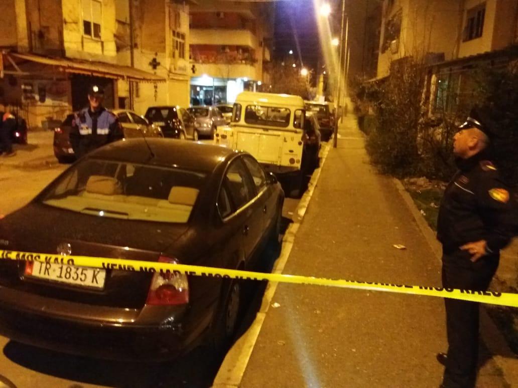 Vrasja te  Tirana e Re   vritet 26 vjeçari Jurgen Kurti