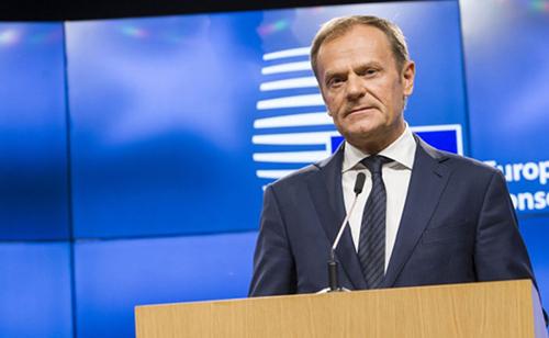 Presidenti i Këshillit të Europës mbërrin në Tiranë  nis takimin me Ramën