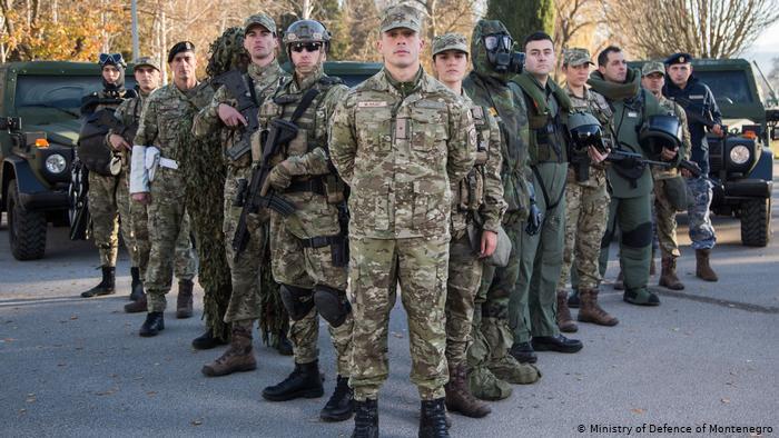 Armatimet e Malit të Zi  dy kontrata për blerjen e armëve  e fundit 36 milionë dollarë