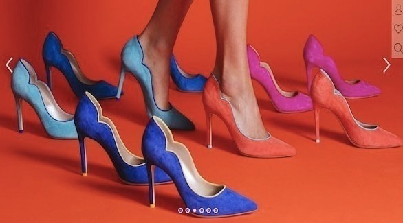 حذاء ماكسين الجديد بألوانه الزاهية (ديلي يمل)