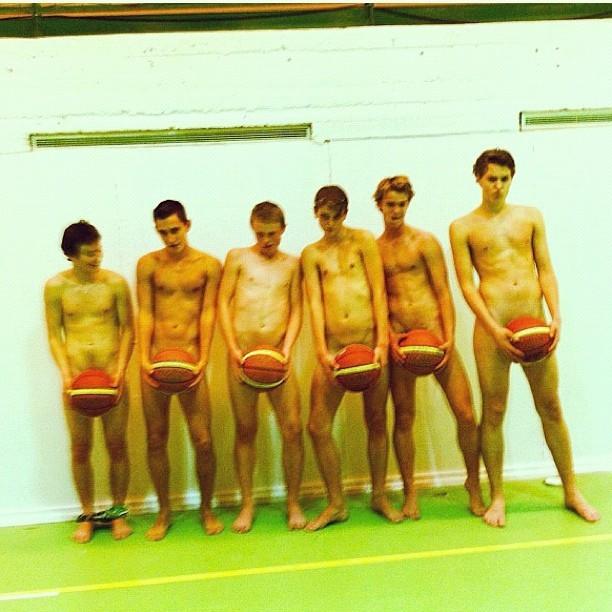 sport boys nude