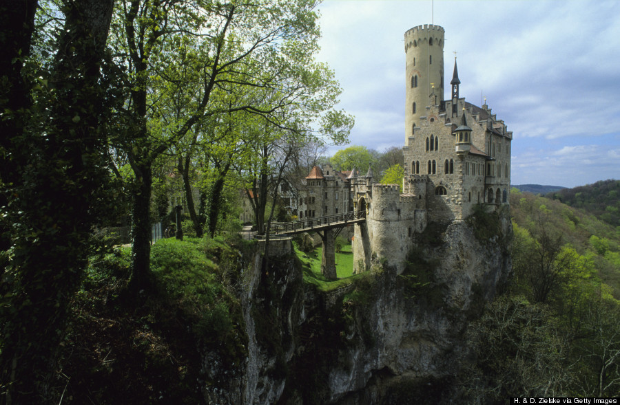 huffpostworld:<br /> Who hasn't had dreams of castles in the sky?<br /> Where the unexpected can happen.<br /> Where people have magic and adventures.<br /> Dream on!