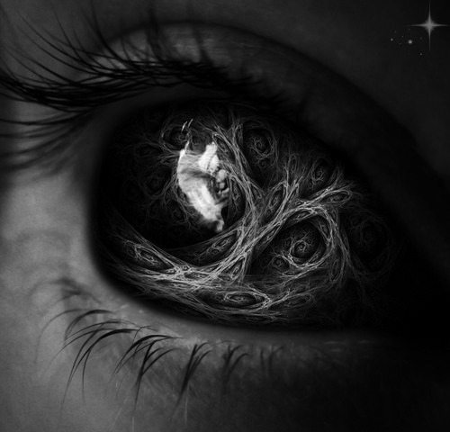lifeisthefight:</p> <p>Do we see life as it really is?<br /> Or do have filters covering our eyes?<br /> We all are guilty of looking at life<br /> through tinted glasses.<br /> Reality might be too hard for us to face<br /> without our protective lenses.</p> <p>