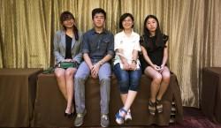 Jessie, Song Pei, Yifan and Liu Yu~