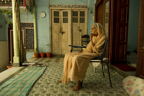 indophilia:Old Delhi Haveli series taken by Lana Šlezić