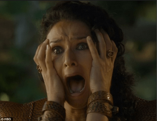And in that moment, I swear we were all Ellaria Sand.