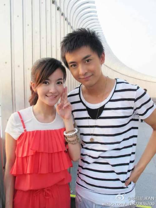 Li Sheng and Li Jiahang, officially dating