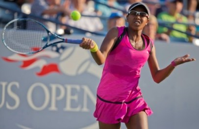 Victoria Duval pulled a shocker Tuesday at the US Open.