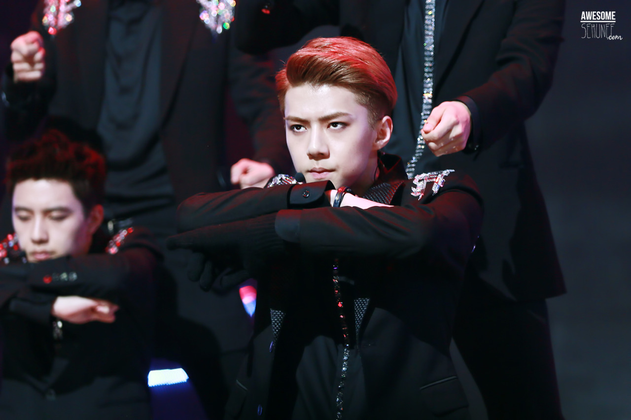 awesome sehunee | do not edit.