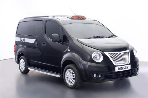 Nissan Hackney Carriage
