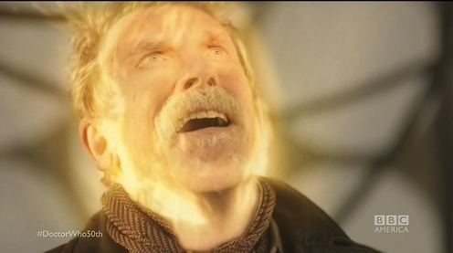 War Doctor Regenerates