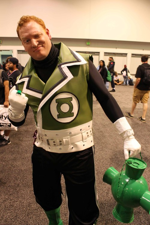 guy gardner cosplay