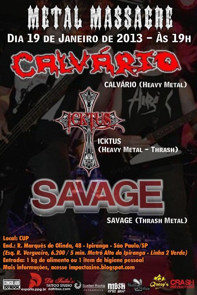 show heavy metal