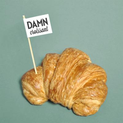 Kanye's Damn Croissant