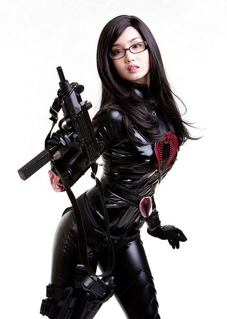 cosplay viper cobra gi joe