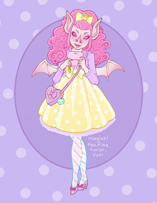Hime Bat lady~