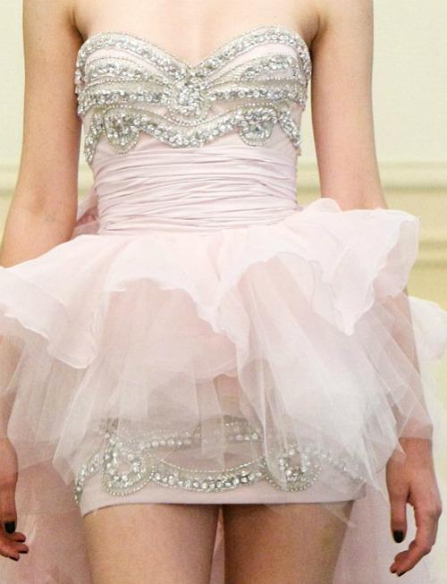 notordinaryfashion:</p> <p>Zuhair Murad Haute Couture - Detail<br />