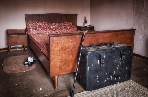 <br /><br /><br /> Abandoned hotel.<br /><br /><br />