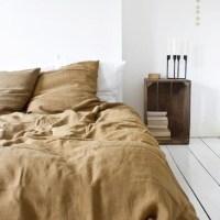 Минимализм в спальнях