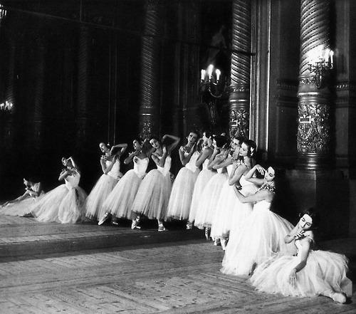 Dancers at the Paris Opéra, c. 1954