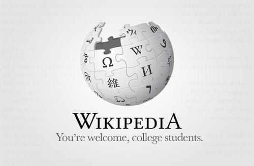 Wikipedia honest slogans