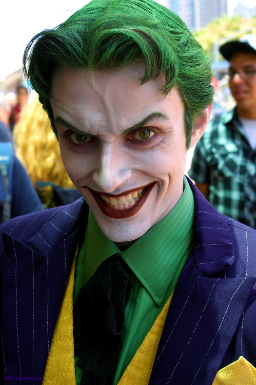 Greatest Cosplay Joker: Anthony Misiano (2/6)